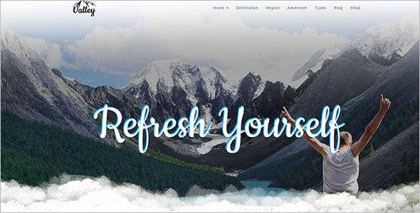Travel Management WordPress Theme