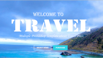 Travel Prestashop Themes
