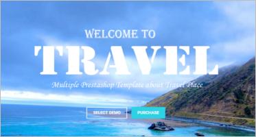Travel Prestashop Themes