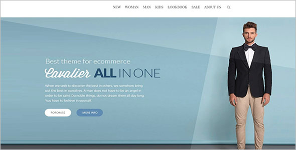 Trendy Retail Blog Theme