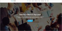 Video Marketing Agency WordPress Theme