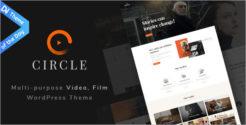 Video WordPress Theme For Blogger