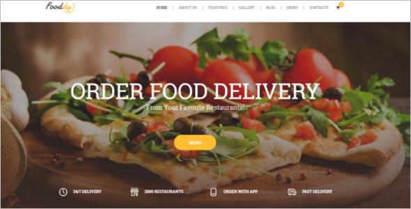 Website Template For Internet Cafe
