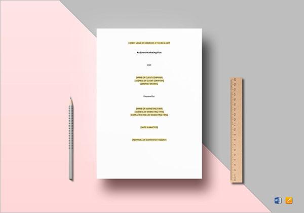 Wedding Event Checklist Template