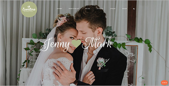 Wedding Planner VirtueMart Theme