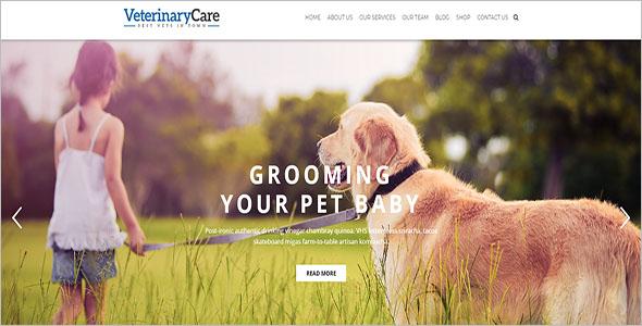 Wildlife Website Template