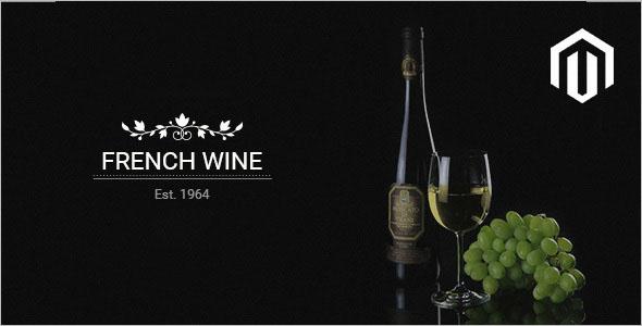WineRetail Magento Theme