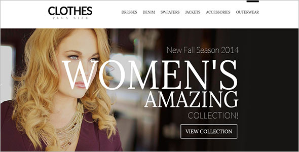Women's Clothing PrestaShop Theme