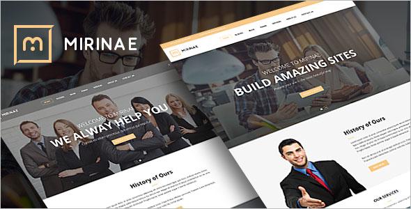 WordPress Insurance Agency Theme