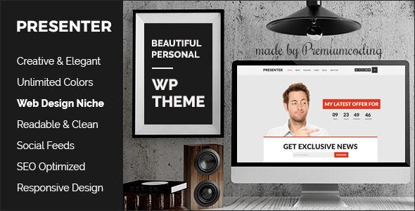 WordPress Theme For Female Entrepreneurs