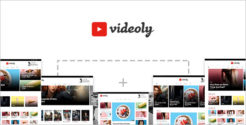 WordPress Theme For Video Blogger