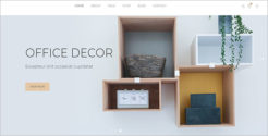 eCommerce Retail Blog Theme