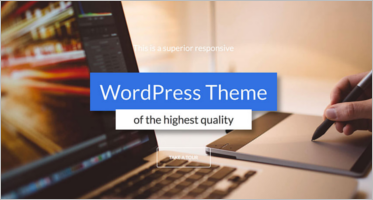 miscellaneous Wordpress Themes