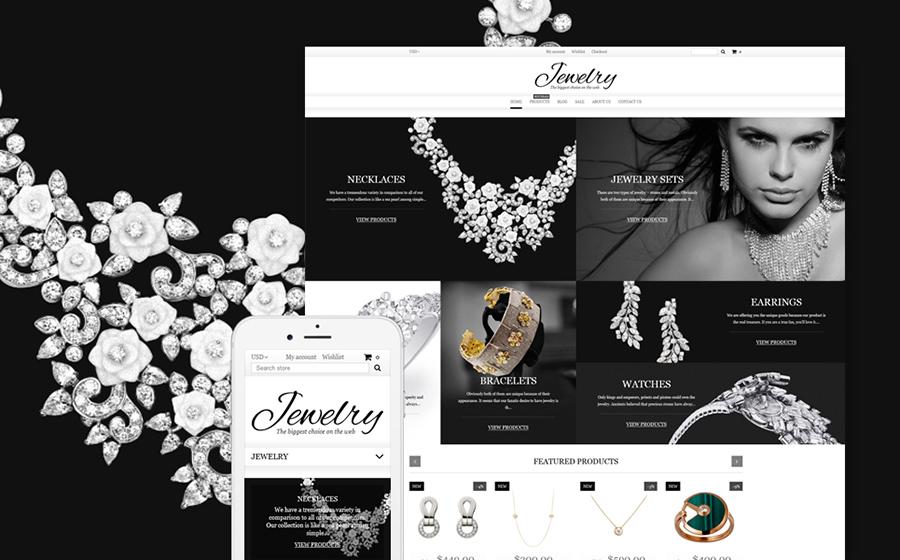 Fashion Jewelry Shopify Theme