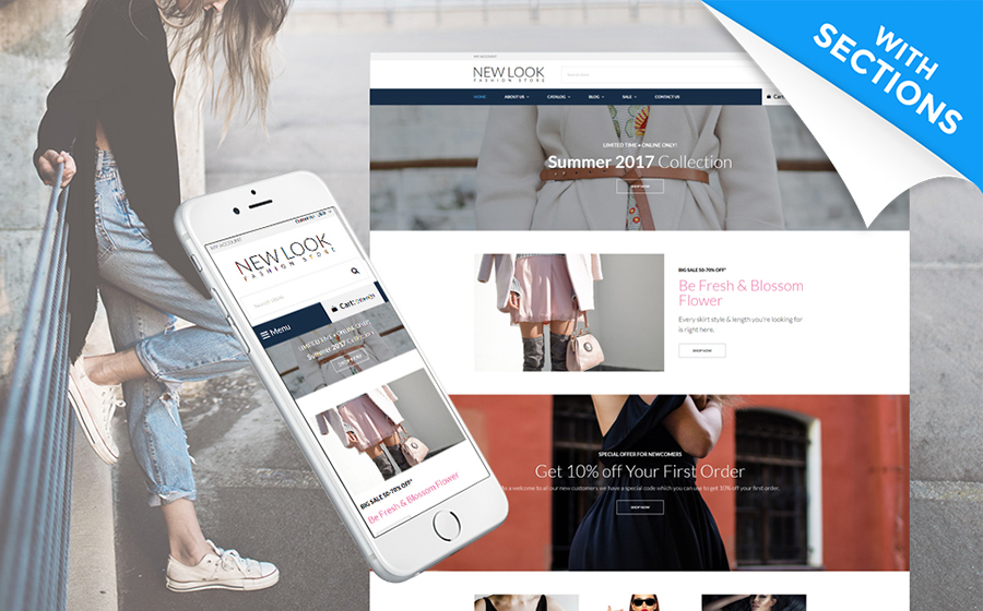 Multifly - Multipurpose Shopify Theme