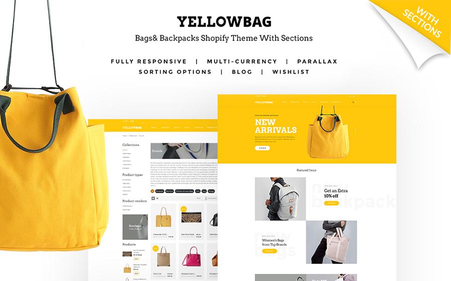 Handbag Responsive Shopify Theme