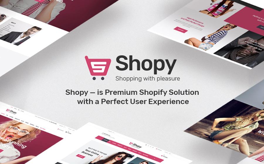 Shopy Fashion Shopify Theme