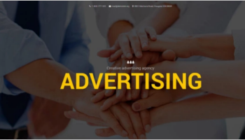 Advertising Drupal Templates
