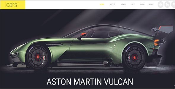 Automobile Engineer Joomla Theme