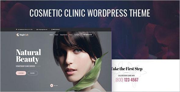 Beauty Store WordPress Woocommerce Theme