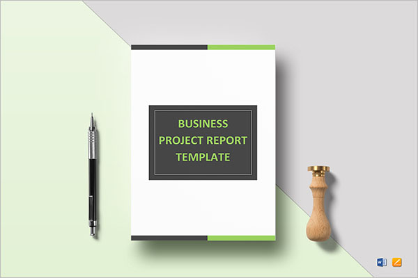Best Executive Report Template