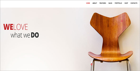 Best Furniture Store WooCommerce Theme