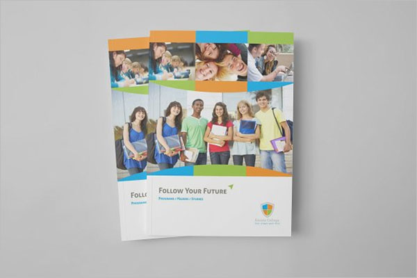 Best Graduation Brochure Template