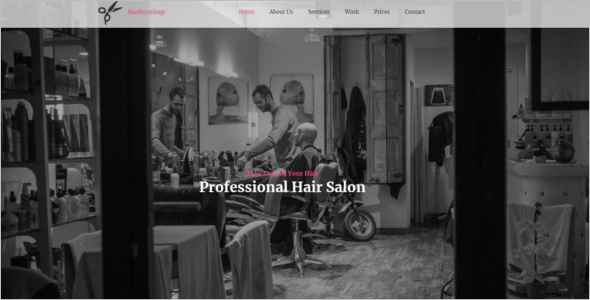 Best Hair Salon HTML5 Template