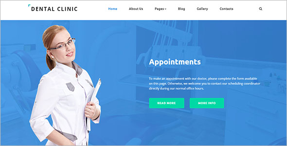 Best Health Service Joomla Theme