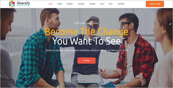 Best Latest Website Template