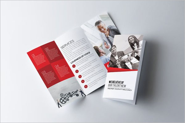 Best Legal Brochure Template