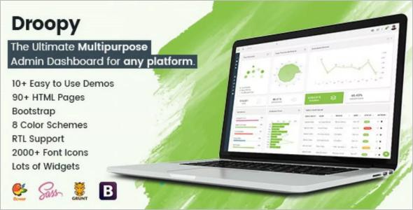 Best Multipurpose Bootstrap Template