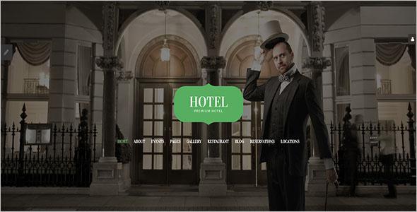 Best Resort Joomla Template