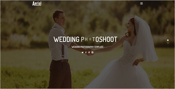 Best Wedding Bootstrap Template