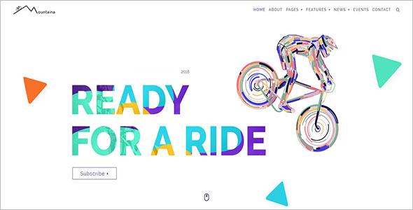 Bike Store Woocommerce Theme