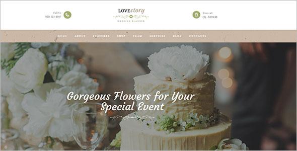 Birthday Website Template