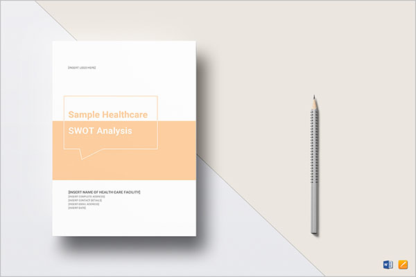 Blank SWOT Analysis Example