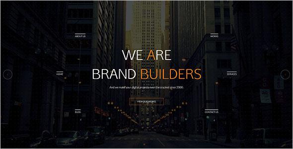 Bootstrap Blog Website Template