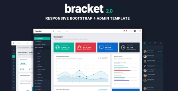 Bootstrap jQuery Mobile Template