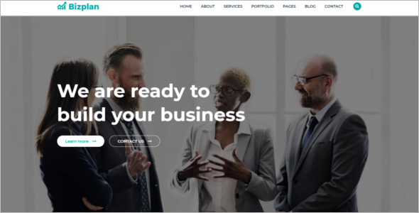 Business Plan Bootstrap Template