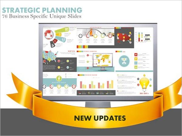 Business Strategic Plan Template