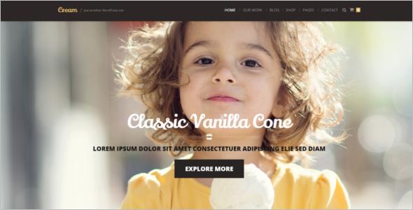 Cafe WordPress Woocommerce Theme