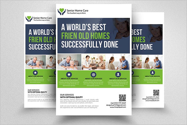 Chiropractic Care Brochure Design