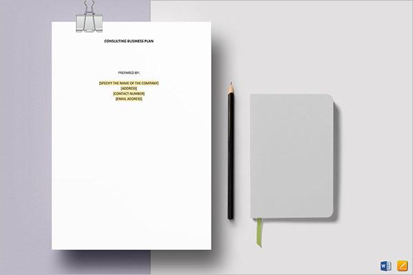 Communication Plan Template Word