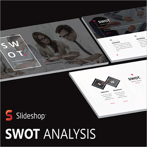 Conduct SWOT Analysis PowerPoint Template