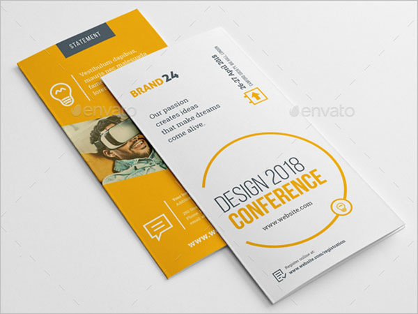 Conference Brochure Example