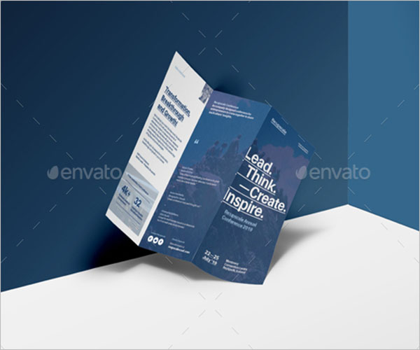 Conference Brochure Template Word