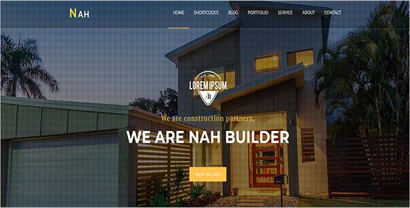 Construction Blog Drupal Theme