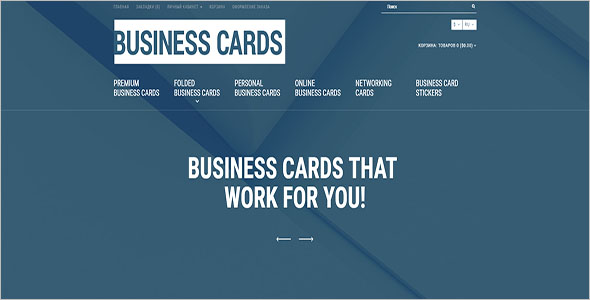 Consulting Business Open Cart Theme