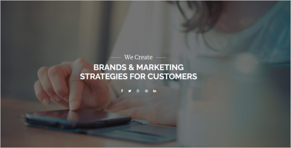 Corporate Bootstrap Template